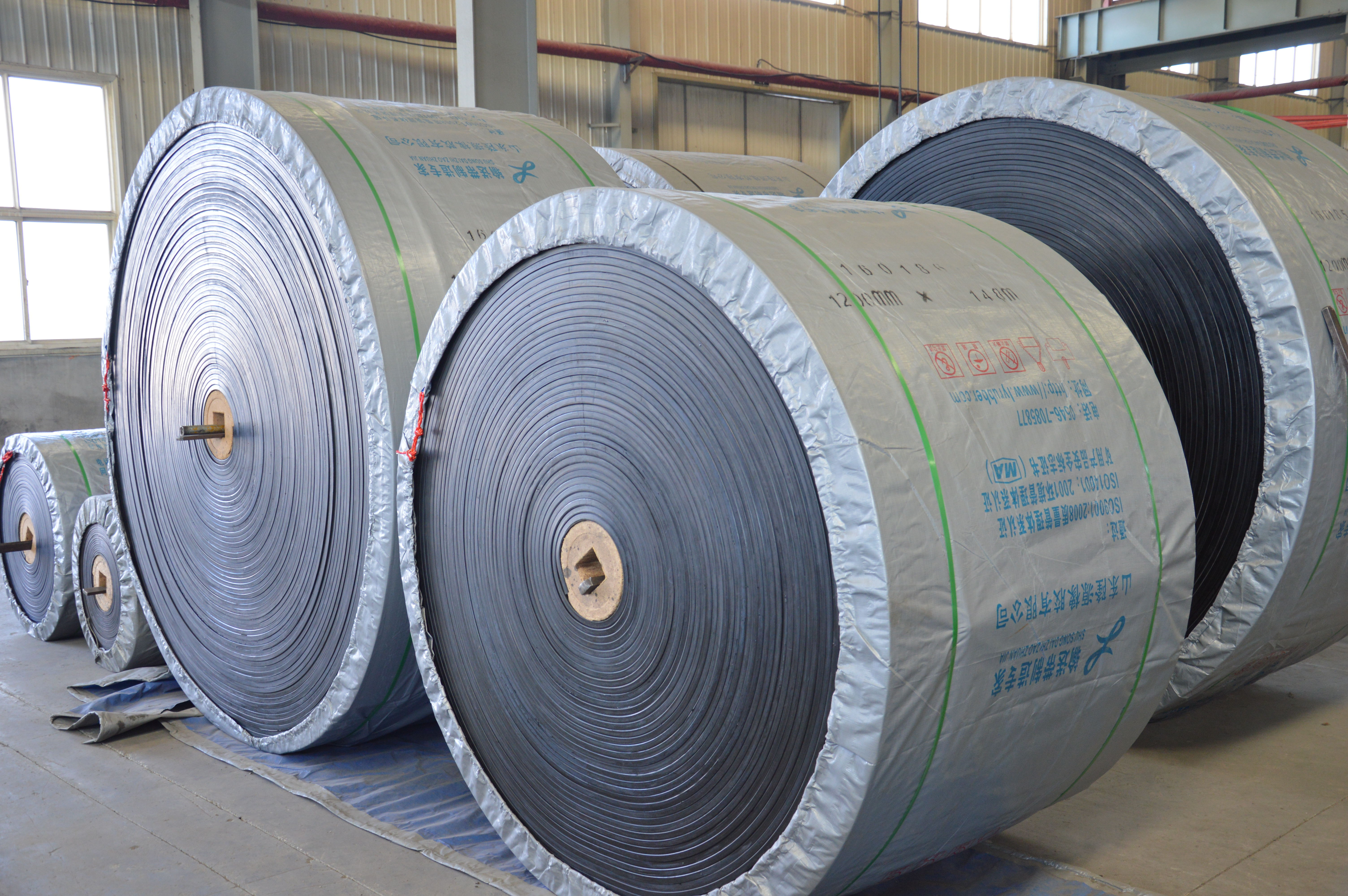 Characteristics and performance of port wire rope c